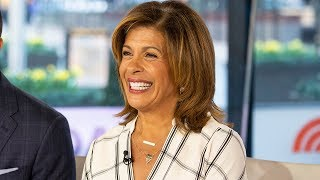 Hoda Kotb Reveals She Adopted Baby No. 2