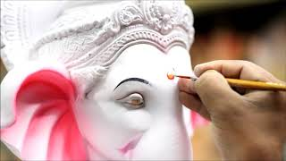Majha Ganpati Bappa | TP CREATION | Song by Adarsh Shinde 2018