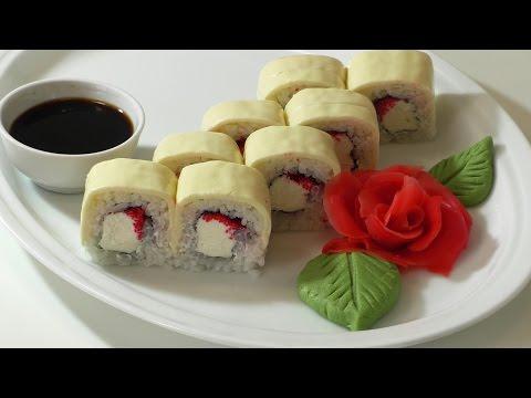 Ролл с Осьминогом | Суши Рецепт | Octopus Sushiиз YouTube · С высокой четкостью · Длительность: 5 мин33 с  · Просмотров: 320 · отправлено: 21.11.2017 · кем отправлено: Суши мастер