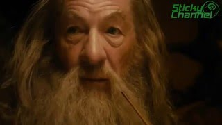 Gambar cover The hobbit - Blunt the knives