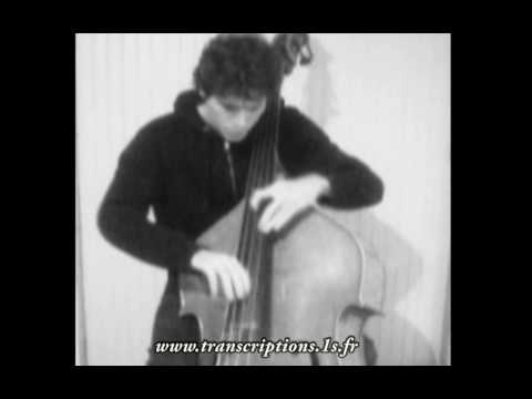 Pink Panther Theme w/ Double Bass Solo