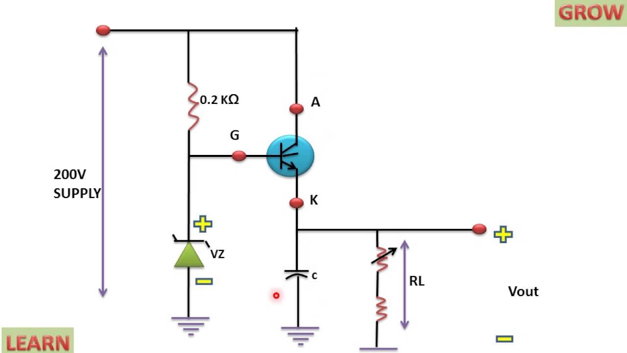 Simple Ramp Generator Currentcontrolled Sawtooth Circuit Learn And Grow Gto Youtube 1280x720