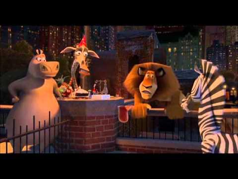 Madagascar 1 ~ L'anniversaire de Marty