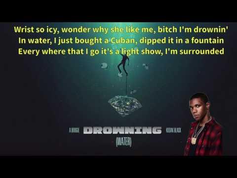 Drowning a boogie wit a hoodie ft. Kodak black lyrics
