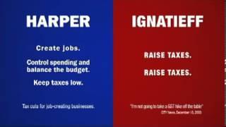 Conservative  ad: Economy (2011)