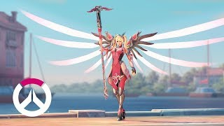 Thank you, heroes! | BCRF | Overwatch