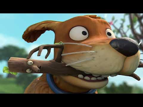 beware-of-the-dog!- -gruffalo-world:-stick-man
