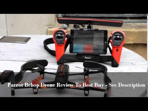 Parrot Bebop Drone Review – Best Buy 2015