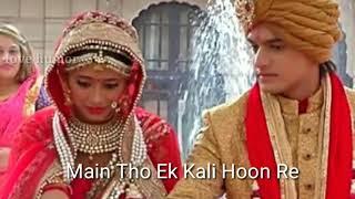 Babul Ka Ye Ghar|| Vidayi status video||Naira and kartik wedding video|| shadi whatsapp status vifeo
