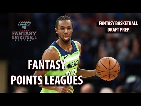 Fantasy Basketball Points Leagues | Players To Target & Avoid