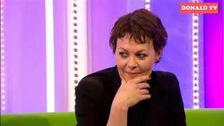 BBC The One Show 28/02/2019 Helen McCrory