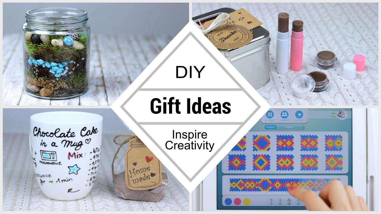 Diy gift ideas kits that inspire creativity diy kits ideas diy gift ideas kits that inspire creativity diy kits ideas for holiday gifts youtube negle Images