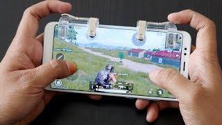 Sensasi main PUBG Mobile pakai tombol L1 R1, #AutoWin EZ WIN EZ LIFE