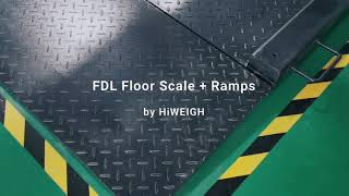 Get Exclusively Engineered Floor Scales for Your Warehouse