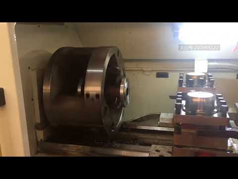 Special Machine--CNC Lathe with Indexing chuck