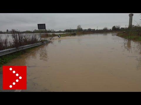 Criticità A Castellazzo Bormida: Strade Nuovamente Inondate