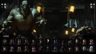 Gambar cover Mortal Kombat X - All Characters & Variations | List (PC HD) [1080p]