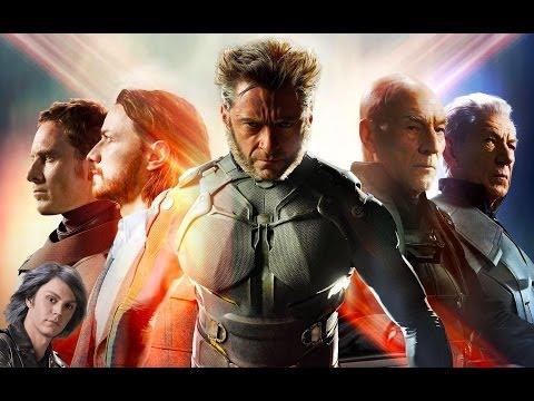 X-Men - Az elmúló jövés menése letöltés