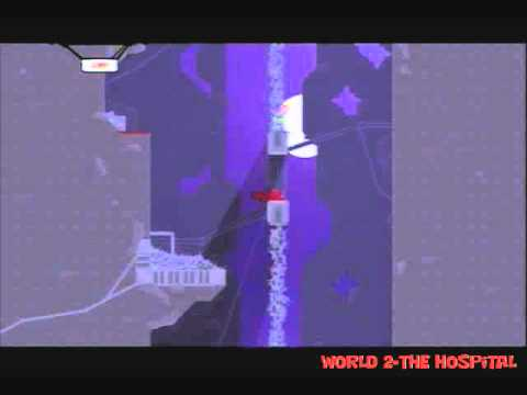 Super Meat Boy Soundtrack--World 2-The Hospital