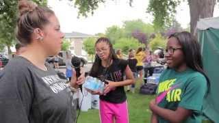 UW Oshkosh Freshman Move-In Day 2014