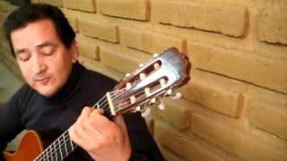 THE LITTLE DRUMMER BOY, GUITAR SOLO, EL NIÑO DEL TAMBOR, RAMIRO ZACARIAS