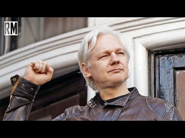BREAKING: Judge Blocks Julian Assange Extradition