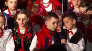 Live z koncertu Kolęd i Pastorałek w wykonaniu Zespołu Hulajniki z Milówki