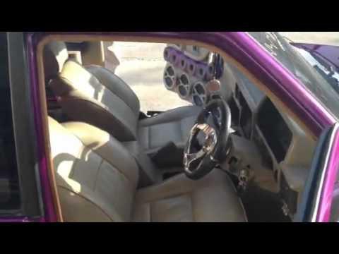 รถL200สีม่วง