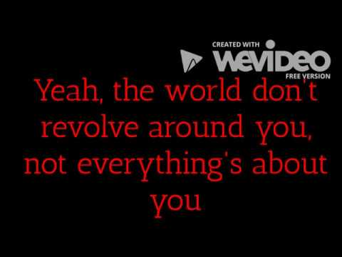 Old Dominion - Not Everything's About You (Lyrics)