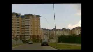 новостройка в Бресте(вот так выглядит Брест со двора., 2014-08-29T20:51:39.000Z)