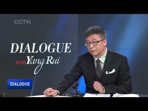 CHINESE ECONOMY IN 2017  2017中国经济 - CGTN Dialogue