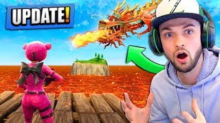 DRAGONS coming to Fortnite: Battle Royale! (NEW UPDATE)