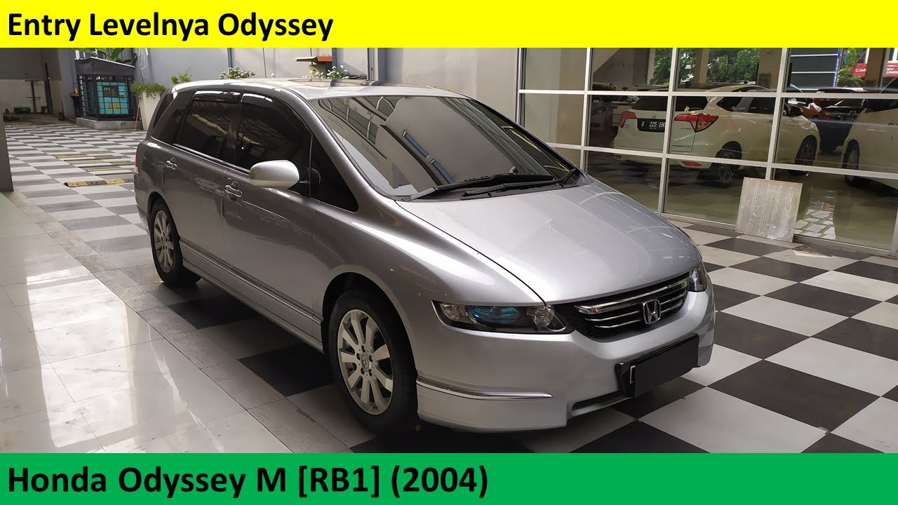 Kelebihan Honda Odyssey Olx Harga
