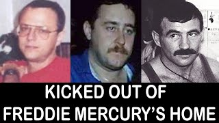 WHY WERE THEY KICKED OUT OF GARDEN LODGE?!? * FREDDIE MERCURY * - (ENG SUBTITLES)