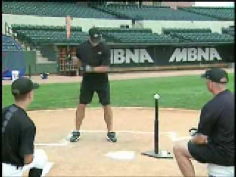 Cal Ripken, Jr teaches Hitting