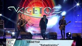 VAGETOZ Jakarta Music Festival 2014