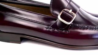 d0a0d6e3978 The Squires Oxblood Buckle Loafer Modshoes