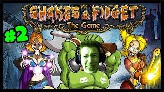 MÁME CECH! - Shakes & Fidget #2 | SK Let