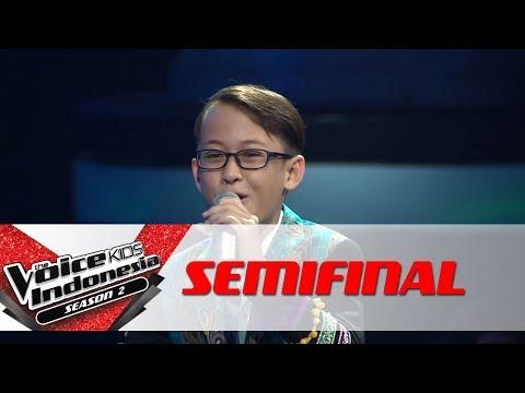 "Adi ""Laksmana Raja di Laut (Zapin)"" | Semifinal | The Voice Kids Indonesia Season 2 GTV"