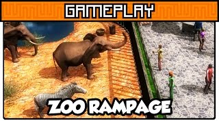 Zoo Rampage - Gameplay