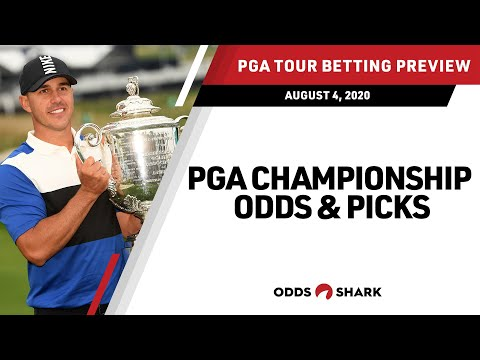 PGA Championship Betting Preview & Picks
