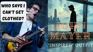 Styling a John Mayer inspired outfit for his concert in Hong Kong Discussion
