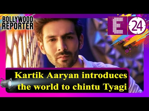 bollywood-reporter-|-kartik-aaryan-introduces-the-world-to-chintu-tyagi