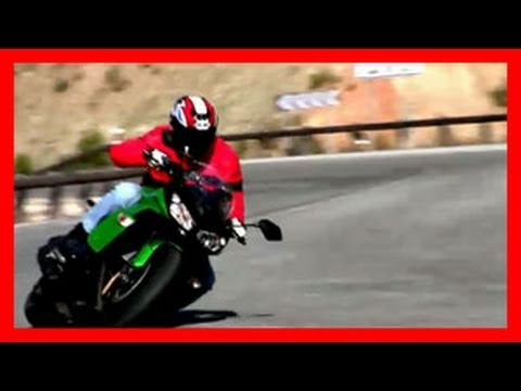 Kawasaki Z1000SX Test Action Sound
