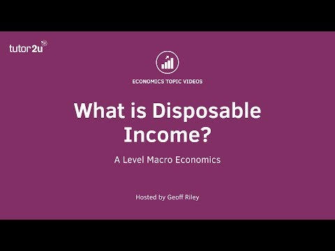 What Is Disposable Income?