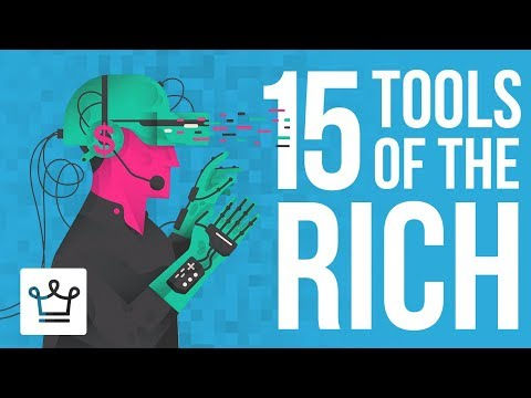 15 TOOLS RICH PEOPLE USE