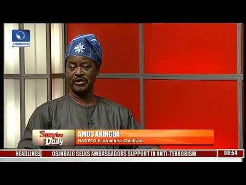 Nigeria Is Not A Republic - NADECO/Afenifere Chieftain Pt 2