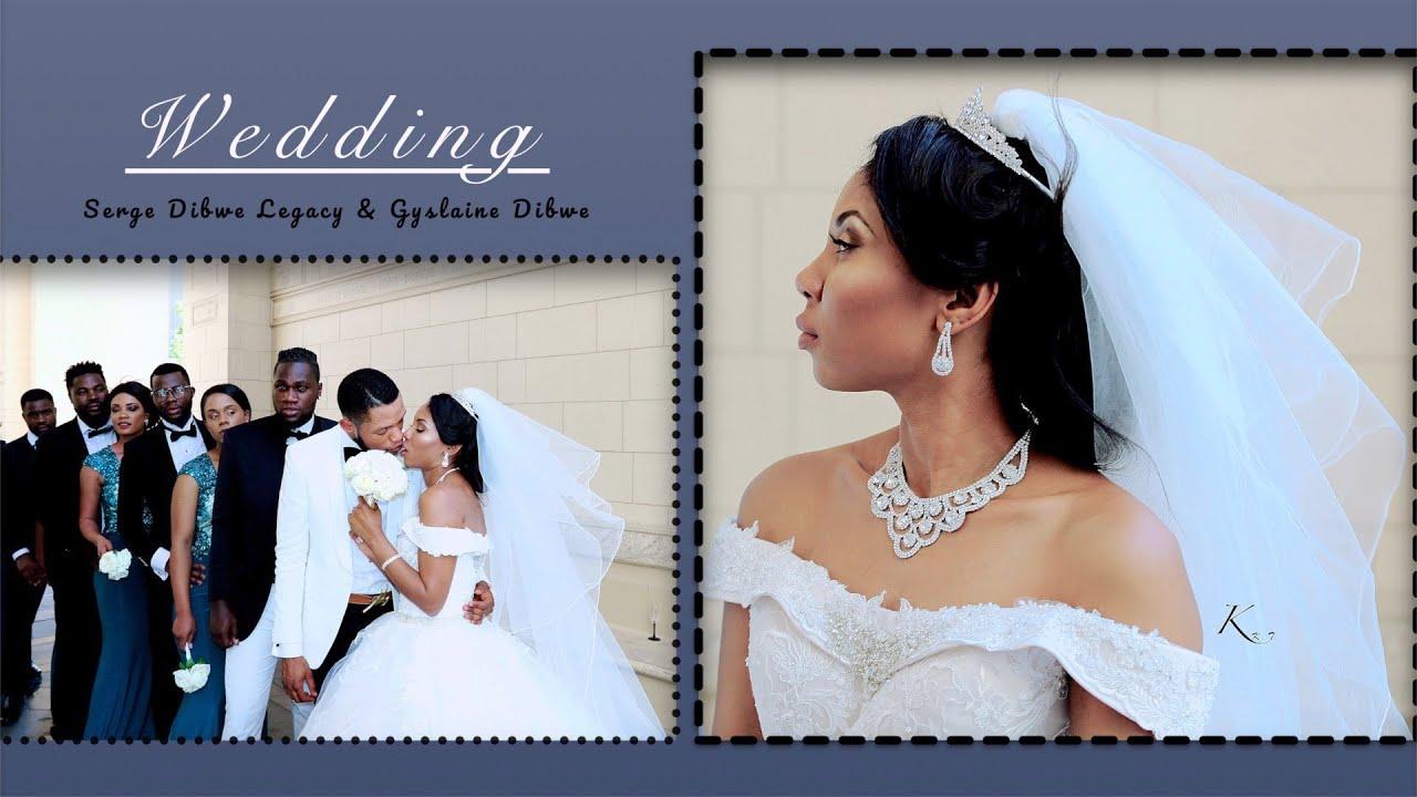 Best Congolese Wedding In Las Vegas Serge Dibwelegas Gyslaine