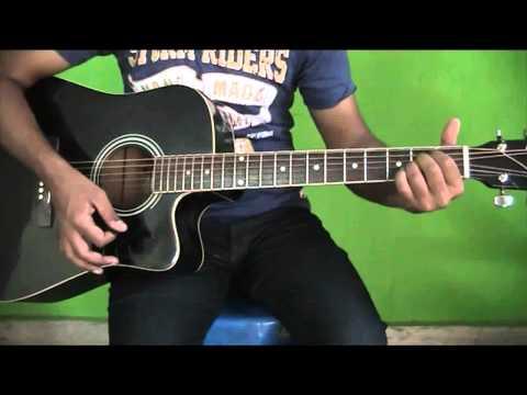 O heeriye guitar chords lesson ayushman khurana