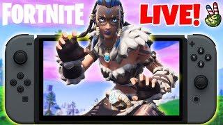 Pro Nintendo Switch Player! // Fastest Skin In Fortnite? // (Fortnite Battle Royale LIVE)